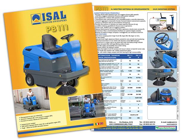 Escombradores industrials ISAL